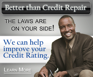 Better than credit repair