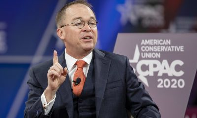 Trump chief of staff Mick Mulvaney suggests people ignore coronavirus news to calm markets