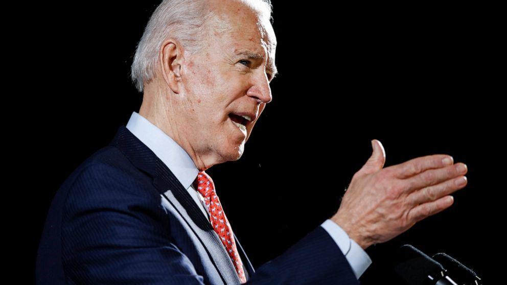 Biden virtual town hall marks new normal for campaigning