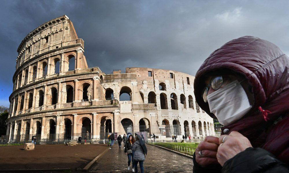 ITALY QUARANTINES ENTIRE COUNTRY