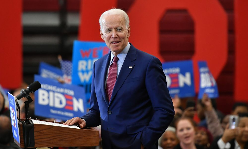 Megadonors pull plug on plan for anti-Sanders super PAC as Biden racks up wins
