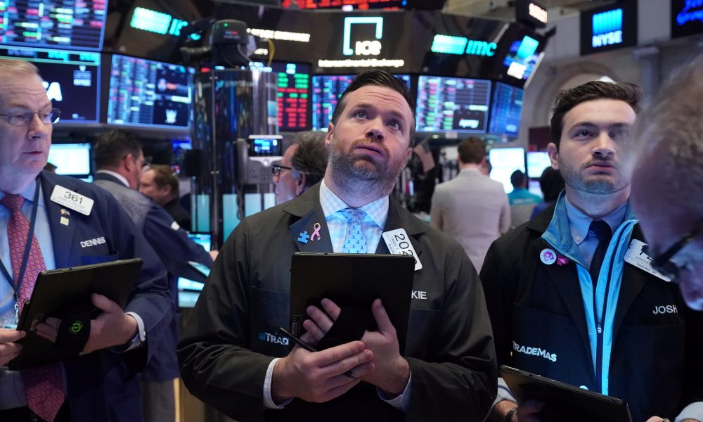 What to watch today: Dow set to rebound after worst drop since 2008 financial crisis