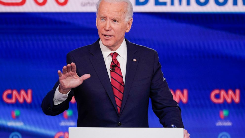Biden gets Secret Service protection after protester run-ins