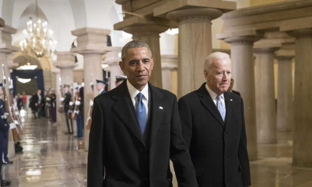 Obama expected to endorse Biden in video on Tuesday