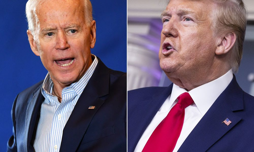 The Biden-Trump showdown begins at last
