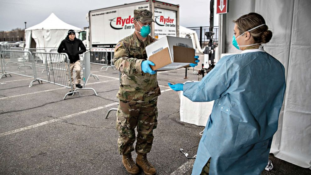 Trump Trump activates ready reserve forces to fight coronavirus: Here's what that means