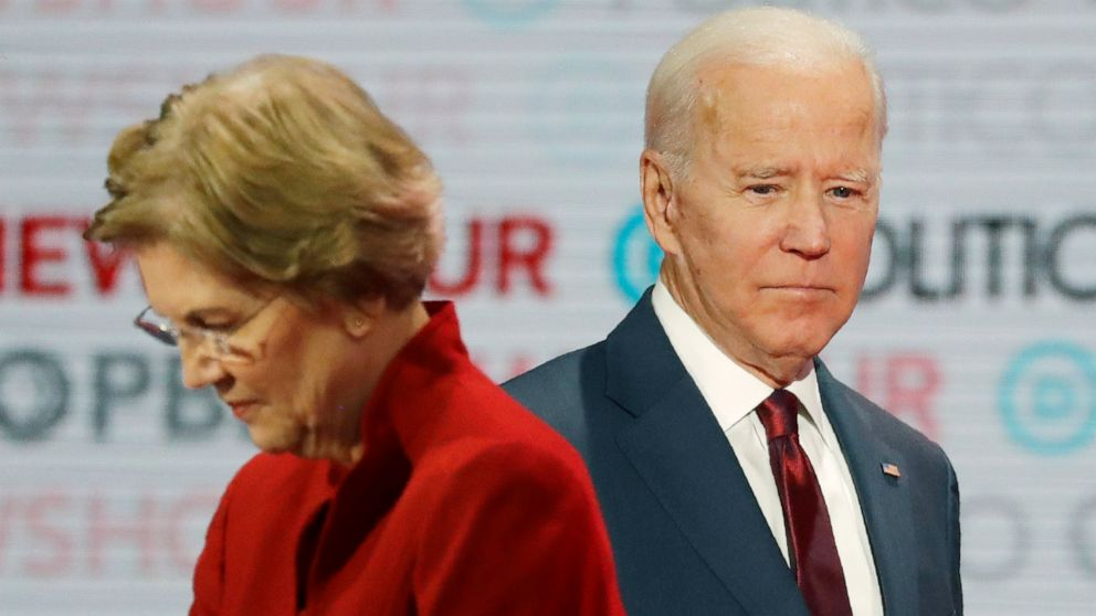 Biden 'I would be an excellent running mate': Straightforward talk defines veepstakes start