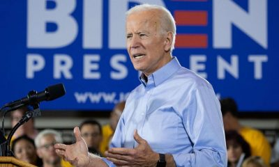 Biden At women's event, Biden navigates around lingering sexual assault allegation