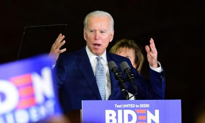 Bernie Sanders Joe Biden wins Kansas primary