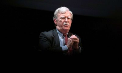 Trump History will remember Trump as 'an aberration,' John Bolton says