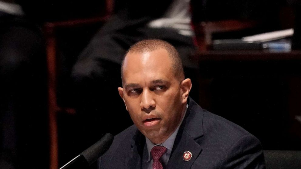 Pelosi Bolton is a 'political opportunist and a profiteer': Rep. Hakeem Jeffries – ABC News