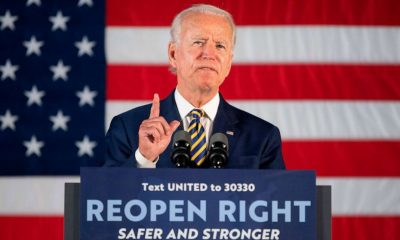 Biden Biden campaign commits to 3 debates with Trump this fall