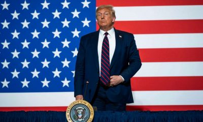 Trump As Trump suggests election delay, White House condemns Hong Kong for postponing vote