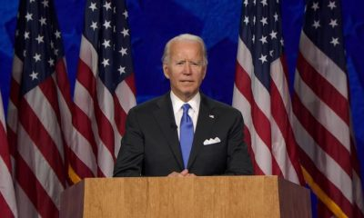 Biden WATCH: Joe Biden accepts Democratic Party's nomination