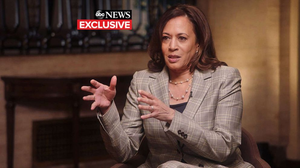 Biden Kamala Harris to Roberts: Revisiting primary debate clash is a 'distraction'