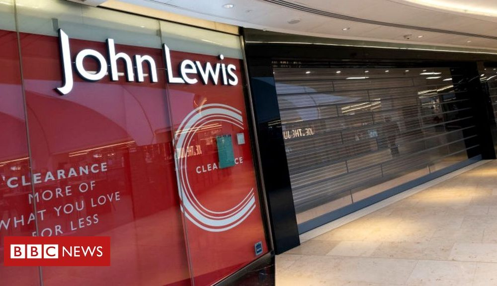 Bernie Sanders Your chance to live in a John Lewis store…sort of