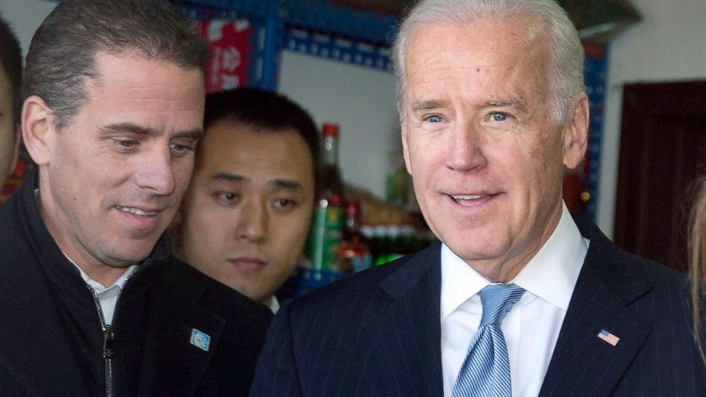 Hunter Biden to step down from Chinese board amid 'false attacks' by Trump: Lawyer