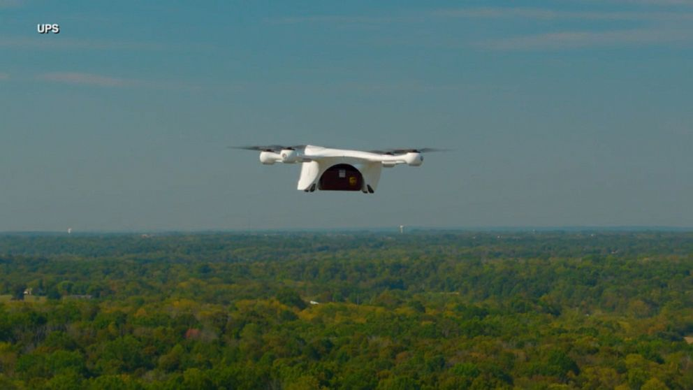 WATCH: UPS certified to start drone deliveries