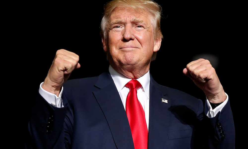 President Trump's approval rating among small business owners hits all-time high of 64%, survey reveals