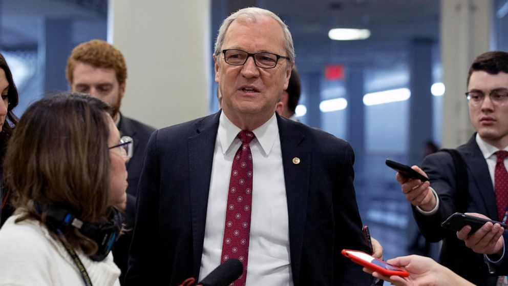 US Sen. Cramer apologizes for offensive term about Pelosi