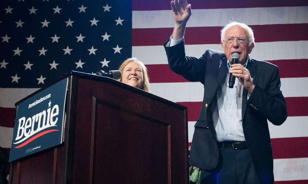 Bernie Sanders will win California primary, NBC News projects