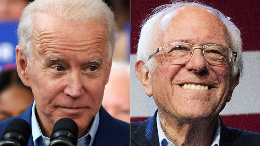 Biden, Sanders to face off in first one-on-one debate of 2020 Democratic race