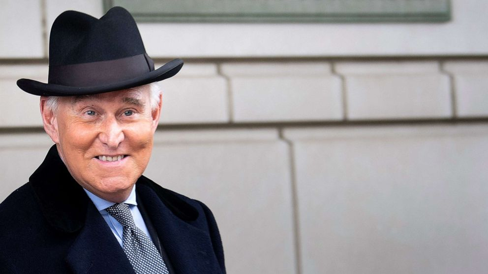 Longtime Trump friend Roger Stone denied new trial