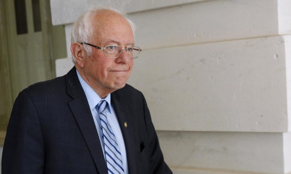 Bernie Sanders suspends campaign, clearing way for Biden