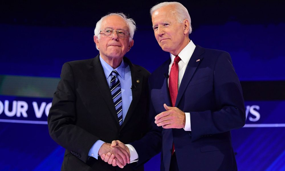 Joe Biden and Bernie Sanders haven't aired TV ads in nearly 2 weeks as coronavirus spreads