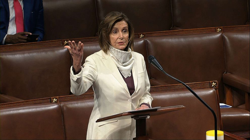 Pelosi House approves $310B for small business loans, $100B for hospitals and testing
