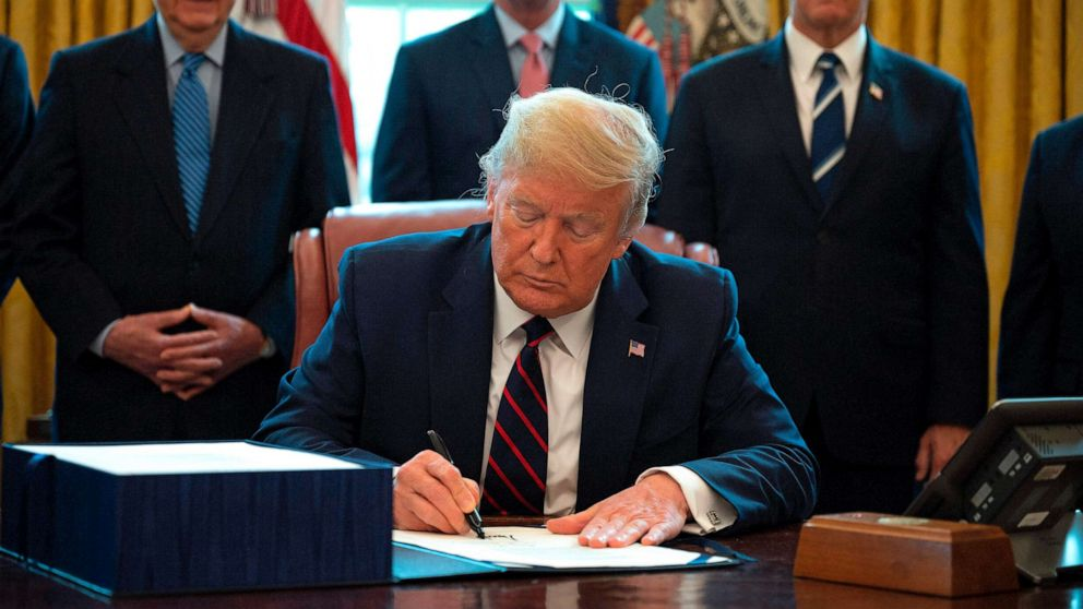Trump Democrats say paid leave law's business exemptions too broad amid COVID-19 pandemic