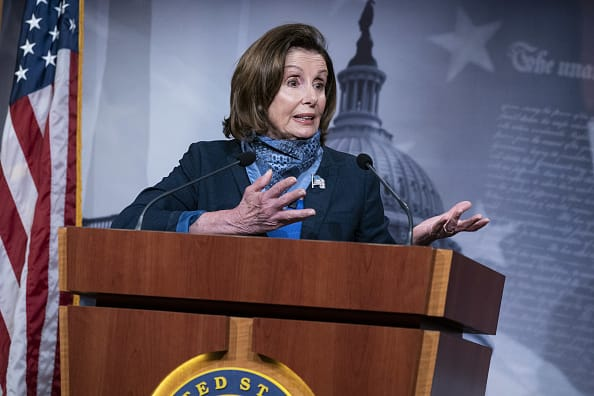 Bernie Sanders Pelosi says universal basic income could be 'worthy of attention now' as coronavirus stifles economy