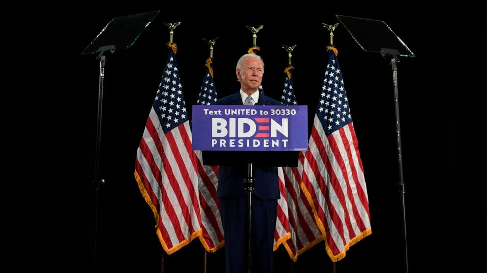 Bernie Sanders Biden once pushed for more police. Now, he confronts the challenge of police reform