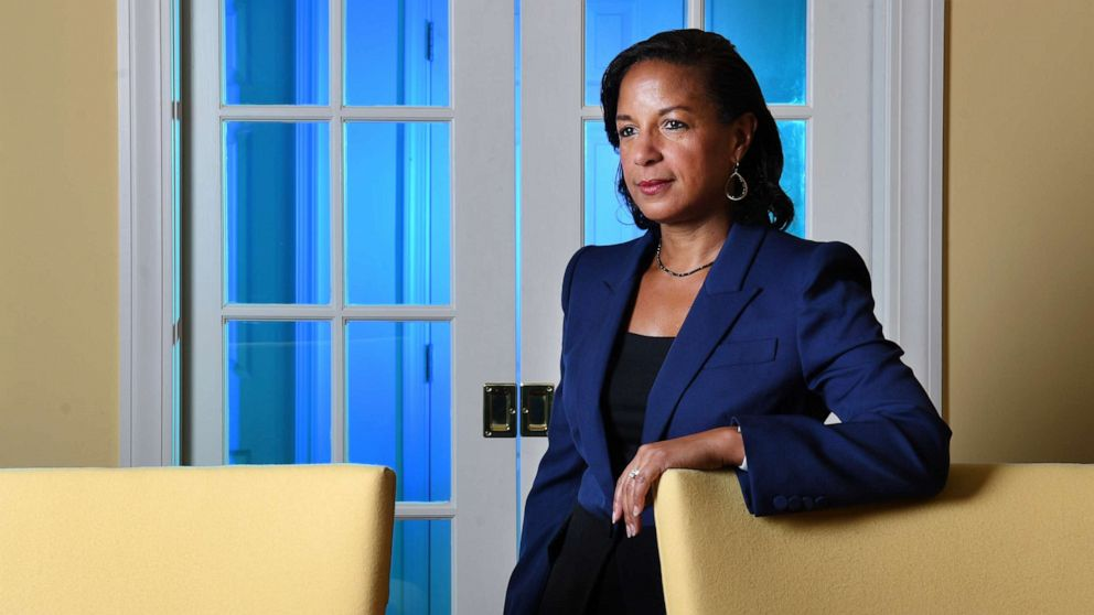 Biden Susan Rice spent years in the White House. Could she return as vice president?