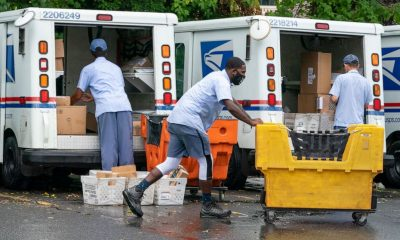 Pelosi Postal Service emerges as flash point heading into election